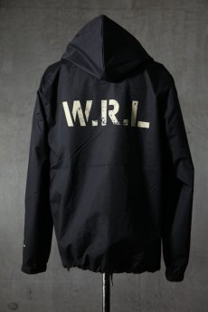 "画像8: Old GT / WR-7308 '' DARK BLACK OIL "" / RAIN STOPPER NYLON HOOD JKT (8)"