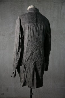 画像6: incarnation / インカネーション / 32072-5322 / ZIP FRONT W/POKET COAT UNLINED (6)