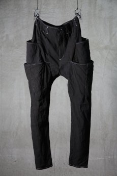 画像1: incarnation / インカネーション / 32071-6472WF / W-PKT W-SNAT PACK PANTS(Garage eden exclusive model)  (1)