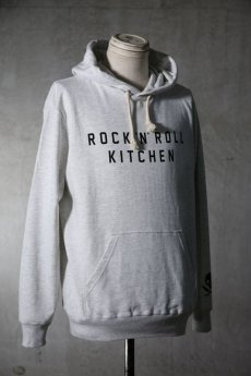 "画像3: Old GT / WR-0003 '' OLIVE OIL TEARS "" / RRK LIGHT WEIGHT SWEAT HOODIE (3)"