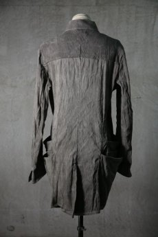 画像8: incarnation / インカネーション / 32072-5322 / ZIP FRONT W/POKET COAT UNLINED (8)