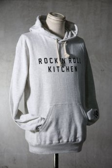 "画像11: Old GT / WR-0003 '' OLIVE OIL TEARS "" / RRK LIGHT WEIGHT SWEAT HOODIE (11)"