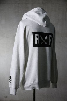 "画像6: Old GT / WR-0003 '' OLIVE OIL TEARS "" / RRK LIGHT WEIGHT SWEAT HOODIE (6)"