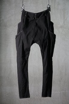 画像2: incarnation / インカネーション / 32071-6472WF / W-PKT W-SNAT PACK PANTS(Garage eden exclusive model)  (2)