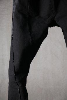 画像9: NostraSantissima / ノストラ サンティッシマ / P17 / MIDDLE WEIGHT SWEAT PANTS (9)
