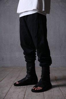 画像13: NostraSantissima / ノストラ サンティッシマ / P17 / MIDDLE WEIGHT SWEAT PANTS (13)