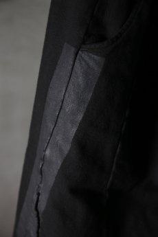 画像6: NostraSantissima / ノストラ サンティッシマ / P17 / MIDDLE WEIGHT SWEAT PANTS (6)