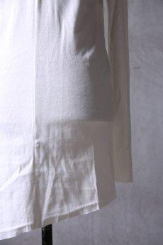 """画像12: Thee OLD CIRCUS '' 1973 '' / 8122 / """" Home town """" / CIRCULAR RIB ASYMMETRY LONG SLEEVE (12)"""