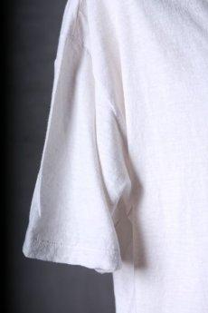 """画像11: JUVENILE HALL ROLLCALL / ジュヴェナイルホールロールコール / 1455 / """" C D M """" BACK PRINT T-SHIRTS (11)"""