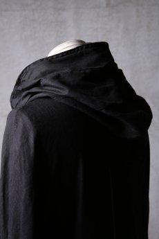 画像12: Wir Lineal / リネアル / WL-1103-311 / Inorganic structure dolman sleeve zip hoodie (12)
