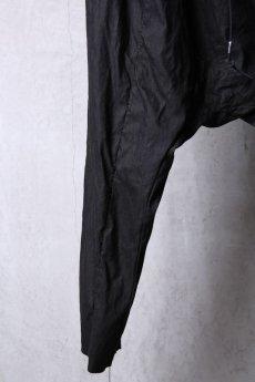 画像7: Wir Lineal / リネアル / WL-1104-311 / Inorganic structure sarrouel relax pants (7)