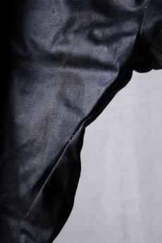 画像12: incarnation / インカネーション / 31981-6452 / COTTON ELASTANE DENIM LONG DARTS SARROUEL PANTS (12)