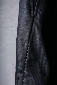 画像13: incarnation / インカネーション / 31981-6452 / COTTON ELASTANE DENIM LONG DARTS SARROUEL PANTS (13)