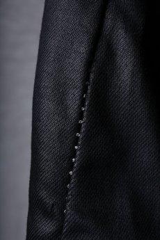 画像14: incarnation / インカネーション / 31981-6452 / COTTON ELASTANE DENIM LONG DARTS SARROUEL PANTS (14)