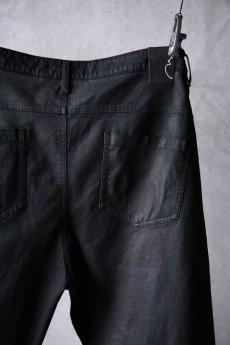 画像13: NostraSantissima / ノストラ サンティッシマ / P04 / Overfit stretch coated pants (13)