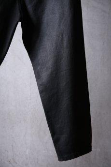 画像16: NostraSantissima / ノストラ サンティッシマ / P04 / Overfit stretch coated pants (16)