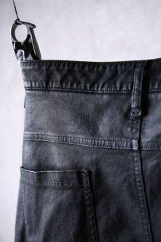 画像17: NostraSantissima / ノストラ サンティッシマ / P04 / Overfit stretch coated pants (17)