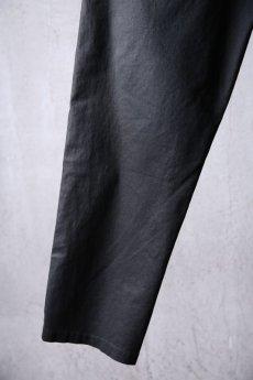 画像15: NostraSantissima / ノストラ サンティッシマ / P04 / Overfit stretch coated pants (15)