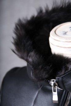 画像18: incarnation / インカネーション / 31991-4410 / SHEEP SHEARLING HOODED BLOUSON (18)
