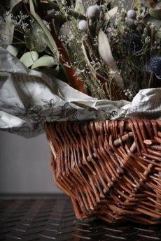画像10: Ciliegio  / チリエージョ / CIL-F-0003 / Dried flower basket / #1 (10)