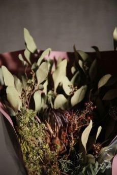 画像13: Ciliegio  / チリエージョ / CIL-F-0001 / Dried flower bouquet / #1 (13)