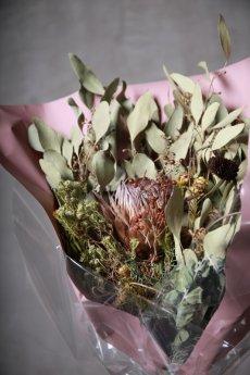 画像18: Ciliegio  / チリエージョ / CIL-F-0001 / Dried flower bouquet / #1 (18)