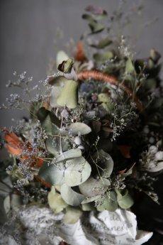 画像15: Ciliegio  / チリエージョ / CIL-F-0003 / Dried flower basket / #1 (15)