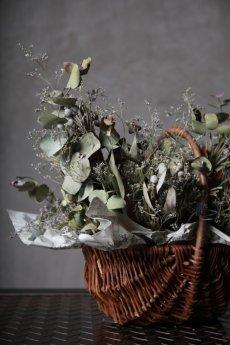 画像5: Ciliegio  / チリエージョ / CIL-F-0003 / Dried flower basket / #1 (5)