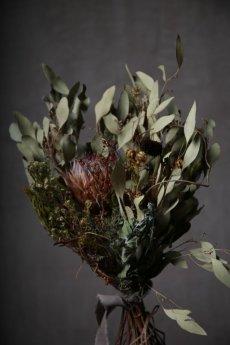 画像2: Ciliegio  / チリエージョ / CIL-F-0001 / Dried flower bouquet / #1 (2)