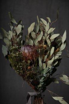 画像3: Ciliegio  / チリエージョ / CIL-F-0001 / Dried flower bouquet / #1 (3)
