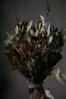 画像4: Ciliegio  / チリエージョ / CIL-F-0001 / Dried flower bouquet / #1 (4)