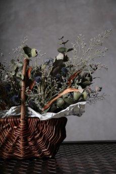 画像3: Ciliegio  / チリエージョ / CIL-F-0003 / Dried flower basket / #1 (3)