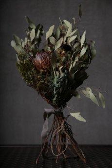 画像1: Ciliegio  / チリエージョ / CIL-F-0001 / Dried flower bouquet / #1 (1)