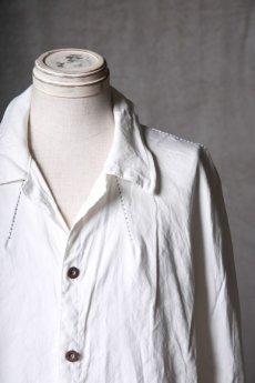 画像10: Wir Lineal / リネアル / WL-1101-311 / Inorganic structure dolman sleeve L/R Long sleeve Shirts (10)