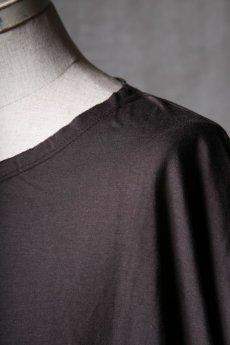 画像15: Wir Lineal / リネアル / WL-1106-311 / Inorganic structure dolman sleeve C/L T-Shirts (15)