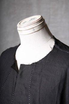 画像15: Wir Lineal / リネアル / WL-1102-311 / Inorganic structure dolman sleeve L/R T-shirts (15)