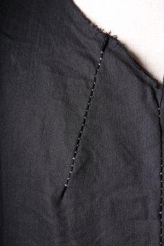 画像17: Wir Lineal / リネアル / WL-1102-311 / Inorganic structure dolman sleeve L/R T-shirts (17)