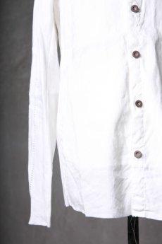 画像11: Wir Lineal / リネアル / WL-1101-311 / Inorganic structure dolman sleeve L/R Long sleeve Shirts (11)
