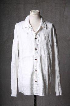 画像1: Wir Lineal / リネアル / WL-1101-311 / Inorganic structure dolman sleeve L/R Long sleeve Shirts (1)