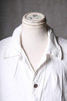 画像13: Wir Lineal / リネアル / WL-1101-311 / Inorganic structure dolman sleeve L/R Long sleeve Shirts (13)