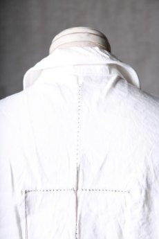 画像19: Wir Lineal / リネアル / WL-1101-311 / Inorganic structure dolman sleeve L/R Long sleeve Shirts (19)