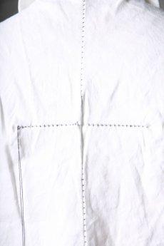 画像20: Wir Lineal / リネアル / WL-1101-311 / Inorganic structure dolman sleeve L/R Long sleeve Shirts (20)