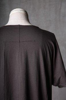 画像18: Wir Lineal / リネアル / WL-1106-311 / Inorganic structure dolman sleeve C/L T-Shirts (18)