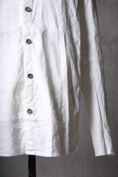 画像12: Wir Lineal / リネアル / WL-1101-311 / Inorganic structure dolman sleeve L/R Long sleeve Shirts (12)