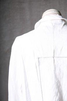 画像18: Wir Lineal / リネアル / WL-1101-311 / Inorganic structure dolman sleeve L/R Long sleeve Shirts (18)