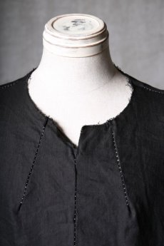 画像13: Wir Lineal / リネアル / WL-1102-311 / Inorganic structure dolman sleeve L/R T-shirts (13)