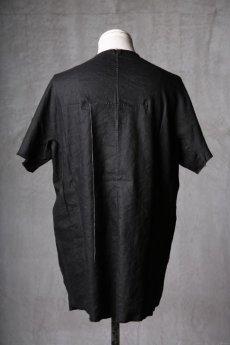 画像8: Wir Lineal / リネアル / WL-1102-311 / Inorganic structure dolman sleeve L/R T-shirts (8)