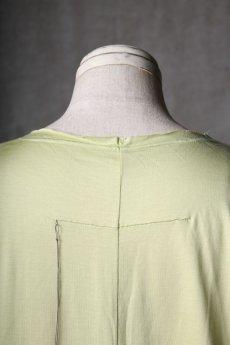 画像19: Wir Lineal / リネアル / WL-1106-311 / Inorganic structure dolman sleeve C/L T-Shirts (19)