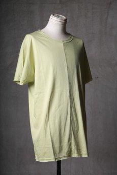 画像3: Wir Lineal / リネアル / WL-1106-311 / Inorganic structure dolman sleeve C/L T-Shirts (3)