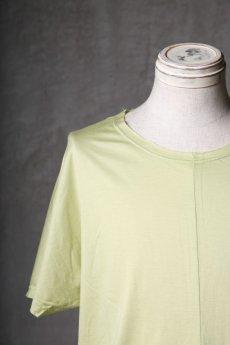 画像9: Wir Lineal / リネアル / WL-1106-311 / Inorganic structure dolman sleeve C/L T-Shirts (9)